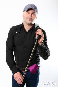 Dani Fresno Voz